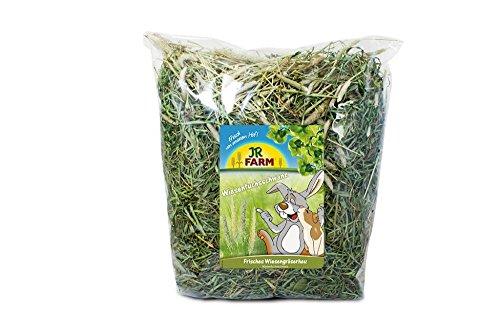 JR Farm Frisches Wiesengräserheu mit Wiesenfuchsschwanz 300g