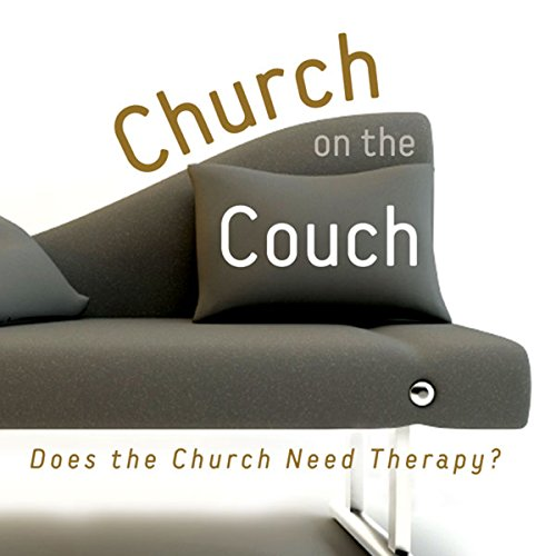 Church on the Couch audiobook cover art
