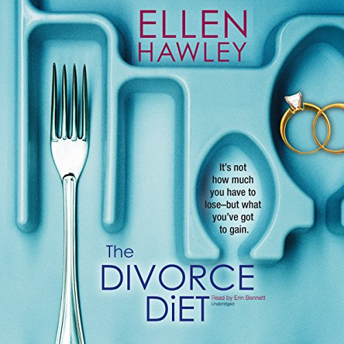 The Divorce Diet audiobook cover art