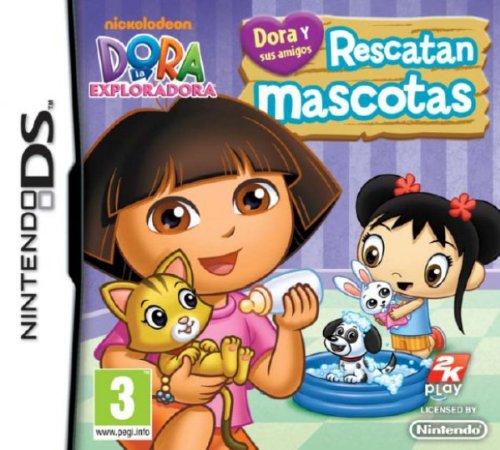 Dora Y Sus Amigos. Rescatan Mascotas