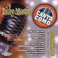 Pistas: Canta Como Ricky Martin