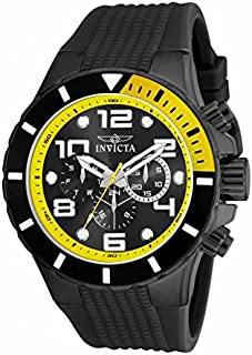 Invicta Watch for Men - Polyurethane