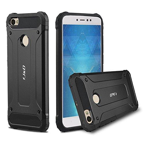 JundD Kompatibel für Xiaomi Redmi Note 5A Hülle, [ArmorBox] [Doppelschicht] [Heavy-Duty-Schutz] Hybrid Stoßfest Schutzhülle für Xiaomi Redmi Note 5A - [Nicht für Redmi Note 5A Prime/Redmi Note 5]