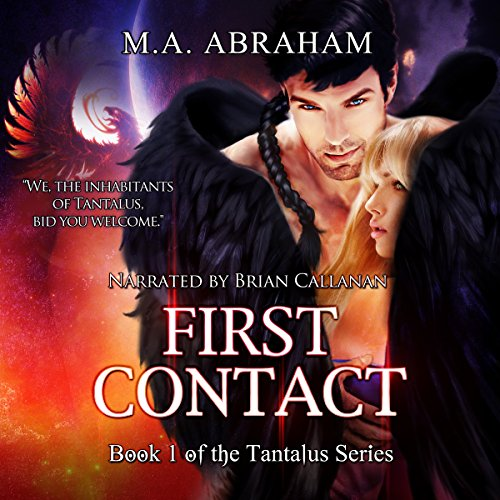 First Contact audiobook cover art