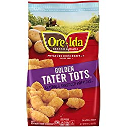 Ore-Ida Frozen Tater Tots (32 oz Bag)