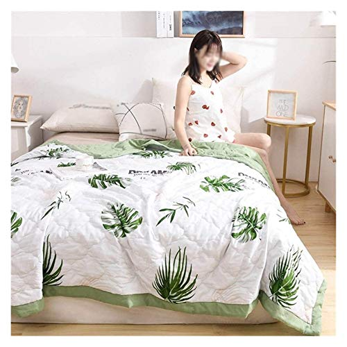 HFXY Cartoon Duvet,1.5 Tog - Washable Autumn And Summer Microfiber Quilt Anti-acarian Lightweight Polyester Bedding Bed 1014 (Color : D, Size : King)