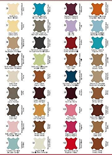 Tarrago Shoe Cream Jar 50 ml - Crema tinta para zapatos y bolsos, unisex, adulto, Gris acero (Steel Gray 14), 50 ml