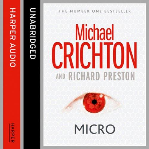 Micro audiobook cover art