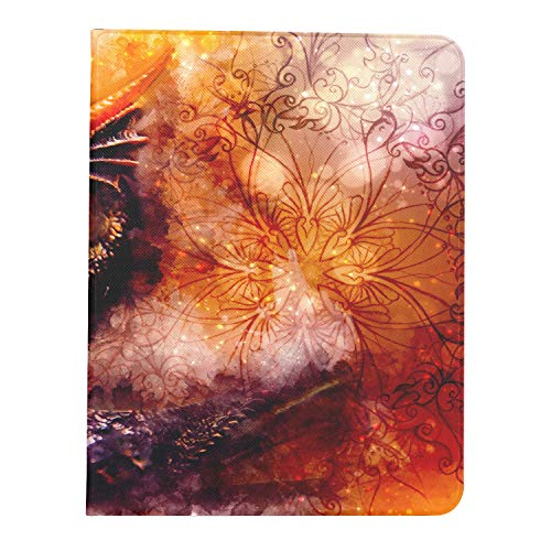 ZHANGhome Case For Ipad Pro 11 Inch 2nd & 1st Generation 2020/2018 TabletCaseForTeenGirls Ancient Dragon And Ornament And Softly Blurred Wat IpadproCaseCute Support Ipad 2nd Gen Pencil Charging