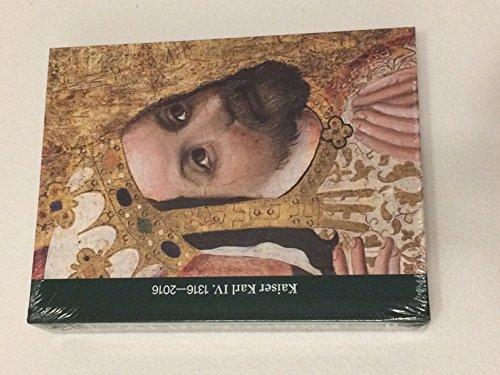Kaiser Karl IV. 1316-2016. Ausstellungskatalog Erste Bayerisch-Tschechische Landesausstellung (Nationalgalerie Prag/Germanisches Nationalmuseum Nürnberg)