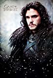 Laminiert Game of Thrones Maxi Poster Jon Snow GoT 61 x