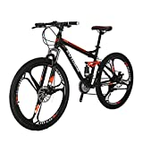 YH-S7 Full Suspension Mountain Bike 18 inch Frame 21 Speed Shifter...