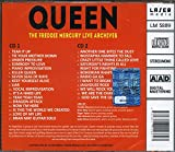 Immagine 1 the freddie mercury live archives