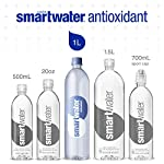 Smartwater antioxidant, 33. 8 fl oz bottles, pack of 12 9 purity you can taste. Hydration you can feel. Your newest way to hydrate the smartwater you love with a smart new twist. Vapor distilled water for purity, added electrolytes for taste and now infused with antioxidant selenium. Smartwater antioxidant water is the same crisp, clean water you love, it's vapor distilled, with added electrolytes for taste and infused with antioxidant selenium.