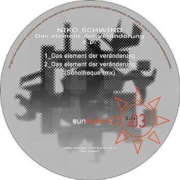 Das Element Der Veränderung EP
