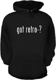 got Retro-? - A Nice Men's Hoodie Hooded Sweatshirt
