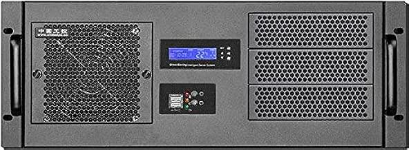 PLINKUSA RACKBUY 4U(Fan LCD)(3x5.25