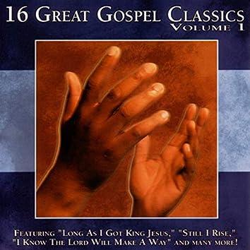 16 Great Gospel Classics Volume 1