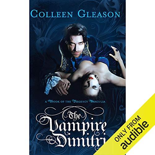 The Vampire Dimitri audiobook cover art