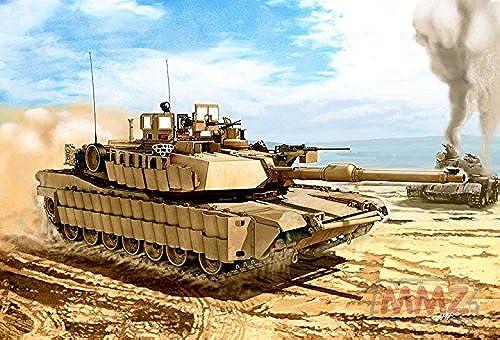 1 35 U.S. ARMY M1A2 TUSK II  13298 ACADEMY by Academy Models