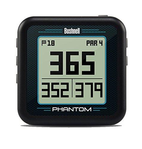 Bushnell Phantom GPS de Golf, Negro, Talla Única
