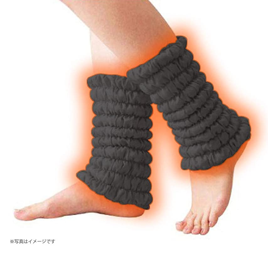 私達専ら章日本製 特殊な素材の 遠赤外線 レッグウォーマー 足の冷えない あったか キルティング 健康足首ウォーマー 冷え対策 冷えとり 防寒 柔らかナイロン フットウォーマー 極暖 防寒 冷え性 冷え 冷え対策