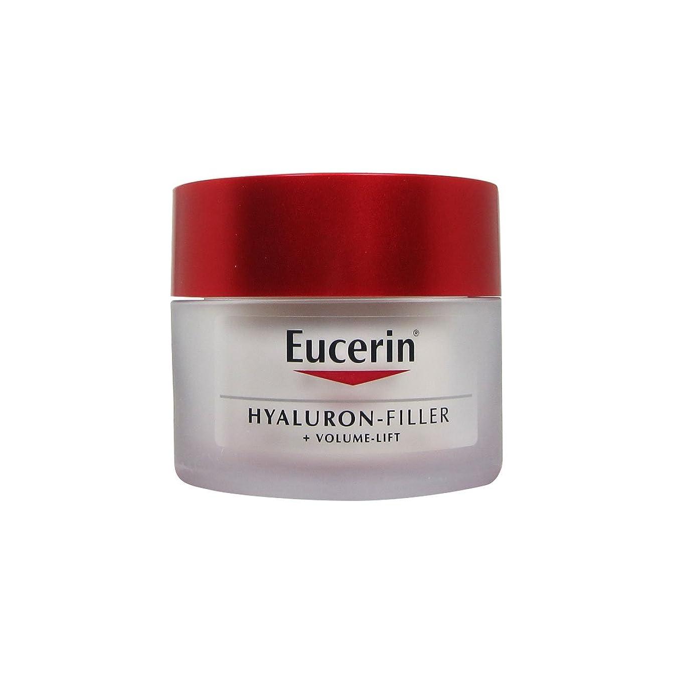 司令官協力口径Eucerin Hyaluron Filler + Volume Lift Day Cream Normal to Combination Skin 50ml