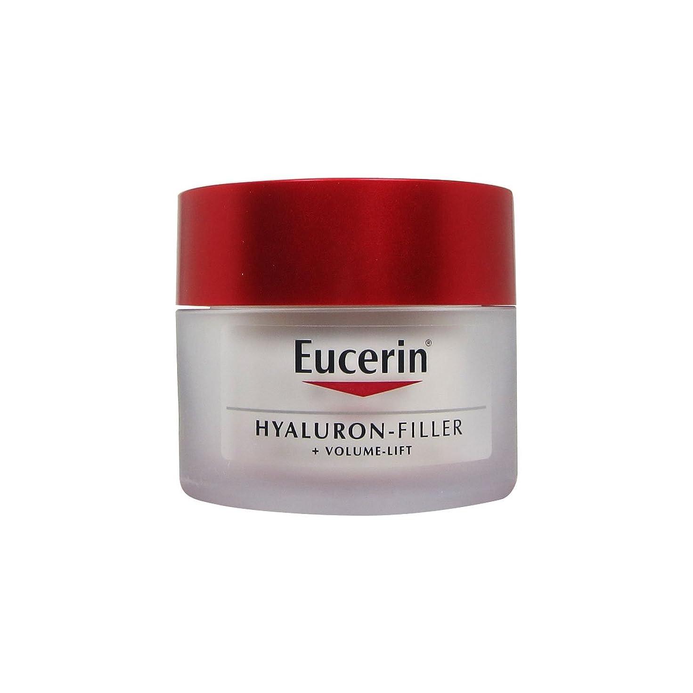 高価な物理からに変化するEucerin Hyaluron Filler + Volume Lift Day Cream Normal to Combination Skin 50ml