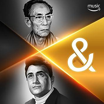 S.D. Burman & Dev Anand: TOGETHER