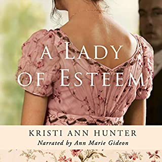 A Lady of Esteem audiobook cover art