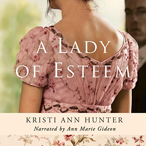 A Lady of Esteem  By  cover art