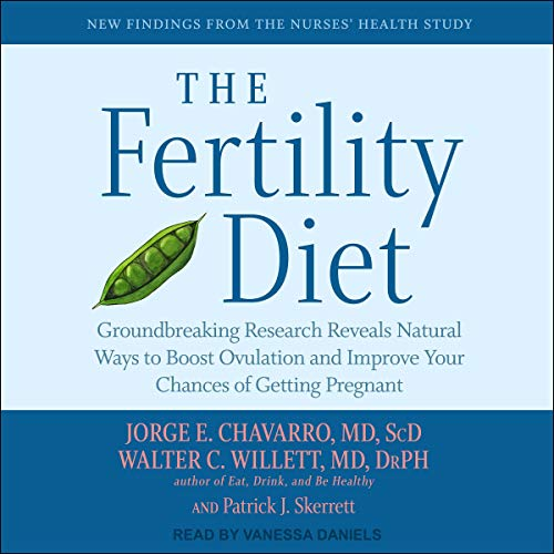 The Fertility Diet audiobook cover art