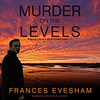 Murder on the Levels audiobook cover art