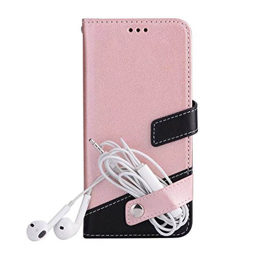 iPhone SE /iphone5s /iphone5 レザー 手帳型 ケース マルチ カラー Diary case カード収納 液晶保護フィル...