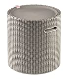 Keter Cool Stool, dune