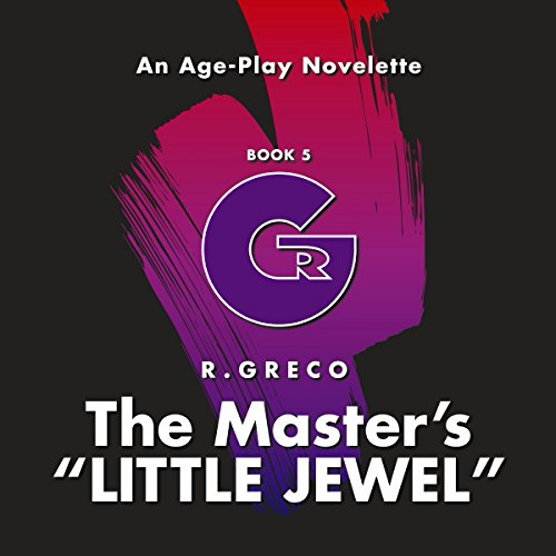 The Master's Little Jewel audiobook cover art