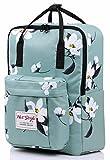 HotStyle Magnolia Women Backpack Sac à dos d'école avec compartiment pour...
