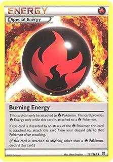 Pokemon - Burning Energy (151/162) - XY Breakthrough