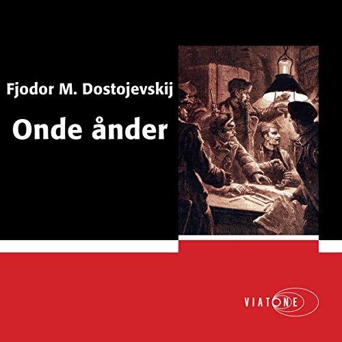 Onde ånder [Demons] audiobook cover art