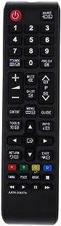 KISSION Control Remoto para TV Samsung, BN59-01199f Reemplazo De Control Remoto Infrarrojo para El Hogar Duradero con Pilas