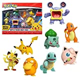 BOTI Pokémon Battle Mini Figures 8-Pack 5-7 cm Wave 3 Pokemon