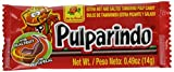 Pulparindo Extra Hot and Salted Tamarind Pulp Candy Mexican Candy, 10 oz box (Pack of 3), (60) 0.5 oz TOTAL CANDIES