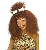 L'articolo include la sola parrucca costume e altri oggetti esclusi L'articolo è confezionato in scatola Carnevale, Halloween
