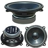 1 Master Audio CW500/4+4 Altavoces difusor subwoofer woofer 13.00 cm 130 mm 5' diámetro 80 vatios rms 160 vatios MAX Bobina Doble 4+4 ohmios, 1 Pieza