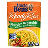 Microwave rice in just 90 seconds Convenient pouch eliminates prep and cleanup No preservatives or artificial flavors Excellent source of folate Good source of iron