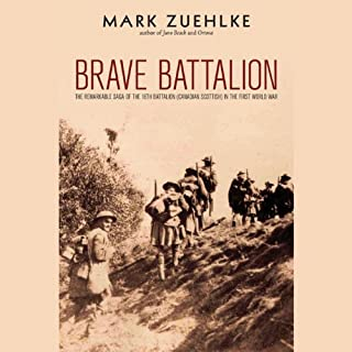 Brave Battalion cover art