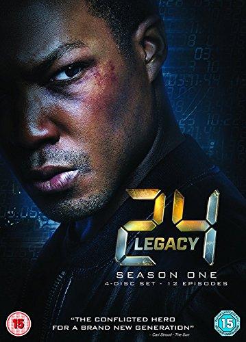 24: Legacy [DVD] (IMPORT) (Keine deutsche Version)