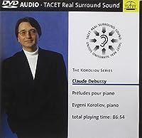 Koroliov Series 8: Claude Debussy Preludes by CLAUDE DEBUSSY