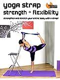 Barlates Body Blitz Yoga Strap Strength and Flexibility