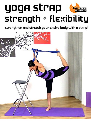 Barlates Body Blitz Yoga Strap Strength and Flexibility